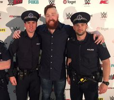 """""""Members from the meet The Celtic Warrior Celtic Warriors, Sheamus, Athletes, Redheads, Wwe, Actors & Actresses, Eye Candy, Captain Hat, Handsome"""