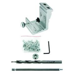 Aluminum Pocket Hole Jig Kit-849 at The Home Depot