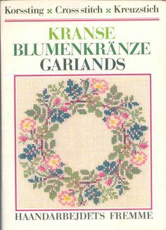 Чудесные схемы вышивки Герды Бенгтссон
