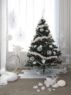 Mundo flo: Nos encanta el hogar: Decoración Pt.1 Navidad (árboles)