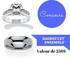 Gagnez un ensemble de bagues de 250$ - Quebec echantillons gratuits Free Samples, Ring, Pageants, Home