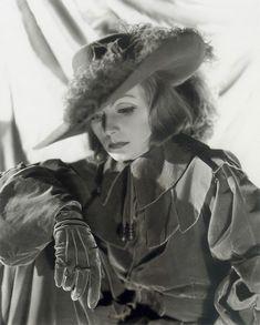 "Greta Garbo en ""La Reina Cristina de Suecia"", 1933"