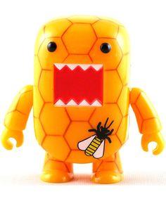 """2"""" Domo Qee Series 3 - Honeycomb"""