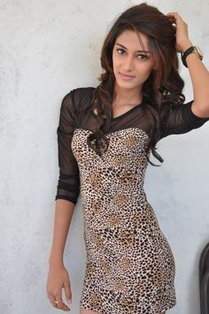 awesome Tamil Actress Erica Fernandes Hot and Sizzling Pics Collection