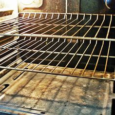 How to Clean Oven Racks Naturally