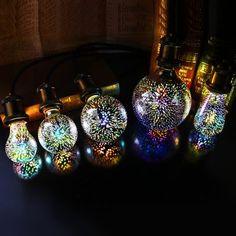 Fancy LED Light Bulb