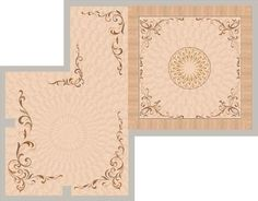 , ID173. Check pictures of other inlays, wood and stone medallions, borders and parquet from Czar Floors.