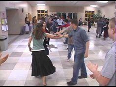 Jefferson's Reel English Country Line Dance Country Line Dancing, Square Dance, Folk Fashion, Formal Prom, Music Education, Barn, English, Memories, School