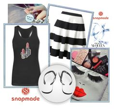 """""""SNAPMADE 1/10"""" by azrahadzic ❤ liked on Polyvore featuring Akris Punto and snapmade"""