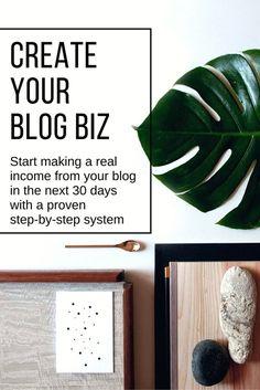 MAKE MONEY BLOGGING: 24 WAYS TO MONETIZE YOUR BLOG