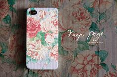 Apple iphone case for iphone iPhone 5 iphone 4 iphone by NapPage, $19.99