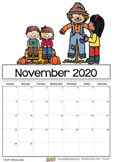 Wonderful Pics 2020 calendar kids Style The personalized photo calendars are made to provide your enterprise a means to advertise your corpo November Printable Calendar, Weekly Calendar Template, Diy Calendar, School Calendar, Calendar Pages, Monthly Calendars, 1st Grade Worksheets, Cute Planner, Free Printables
