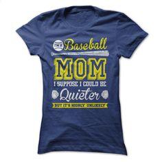 I'm a Baseball MOM Tees T Shirt, Hoodie, Sweatshirts - custom tee shirts #teeshirt #hoodie