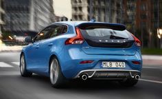 Volvo's V40 hatchback combines character with performance | Lifestyle | Wallpaper* Magazine