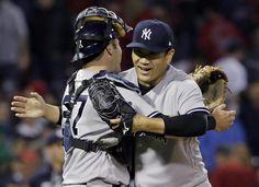 BOSTON — New York Yankees starters failed to record a complete game in all of 2016 — the first time in franchise history that's happened.Masahiro Tanaka ended that slump this season before April was up.Tanaka pitched a three-hitter to outduel Chris Sale and earn his first shutout since 2014, and the Yankees beat Boston 3-0 on Thursday night.Tanaka (3-1) struck out three and threw only 97 pitches for his fifth career complete game — his first since Aug. 15, 2015, which was also the las...