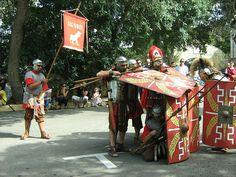 Legio X Fretensis - Malta | Verdala 2012
