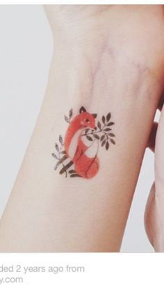 Forever foxes