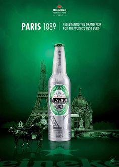 Heineken + Paris + Blood + Tears = Bestie Love