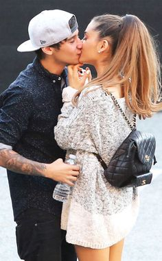 Jai Brooks and Ariana Grande| So cute together