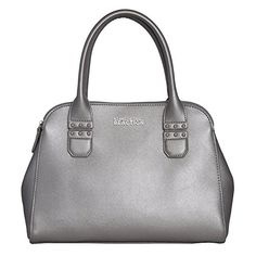 7829c7ff71 Kenneth Cole Reaction KN1800 Journey Satchel Handbag SILVER    Check out  the image by visiting