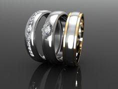 Diamond rings / Design Timo Kansa