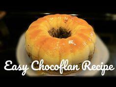 Chocolate Flan Cake - YouTube