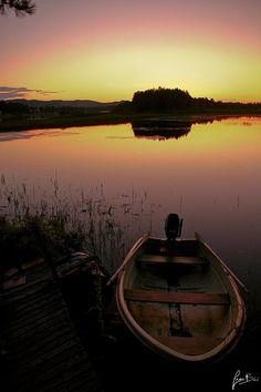 Sorsele, Sweden by Francesco Bini, via Flickr
