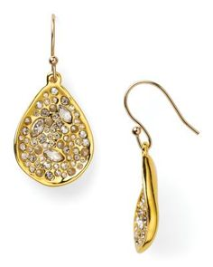 Alexis Bittar Miss Havisham Crystal Encrusted Drop Earrings | Bloomingdale's