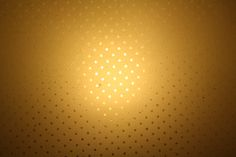 Gold Color | Light Through Glass Shade with Holes Texture Picture | Free Photograph ...