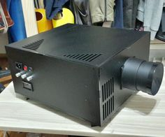 This instruction explains how to make a DIY 2k resolution (2560x1440) beam projector.The original posts are in my blogger (link1 & link2) in poor English, and in...