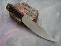 Matt Lamey ECO Camp Knife