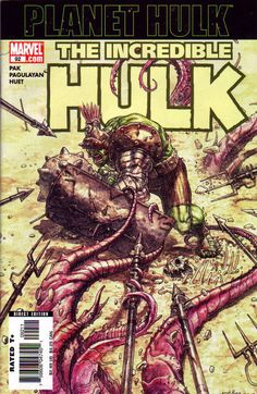 Cover for Incredible Hulk (Marvel, 2000 series) #92