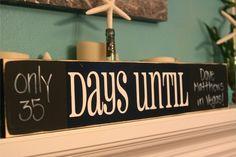 Countdown Chalkboard