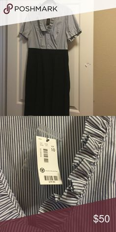 The Limited dress The Limited dress.  Brand new, never worn, with tags.  Paid 79.90, selling for $50.  Smoke and pet free home. The Limited Dresses Midi