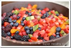 Acid Reflux Diet ideea - Fruit salad - http://bestrecipesmagazine.com/acid-reflux-diet-cookbook-fruit-salad/