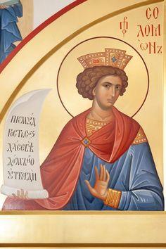 Byzantine Icons, Byzantine Art, Religious Icons, Religious Art, Orthodox Christianity, Orthodox Icons, Christen, Christian Art, Kirchen