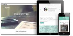 10 Visually-Appealing Business WordPress Themes
