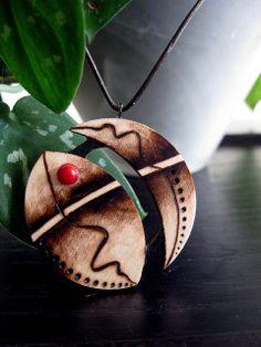 Tribal Necklace | Kalina Gospodinova (KDGArt) via Flickr