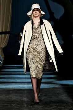 By Malene Birger, fall 2013 RTW. Photo: Mathias Nordgren for Fashion Networks Europe, via Style.com