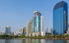 Benjakiti Park - Bangkok Skyscrapers
