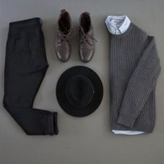 """WEBSTA @ releasedstyle - #ReleasedStyle """"Hump Day Grid"""" by @the_everyday_gent…"""