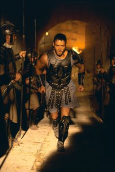 "Russell Crowe in ""Gladiator"" (2000). DIRECTOR: Ridley Scott."
