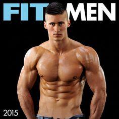 Fit Men 2015 Wall Calendar (9781554568369)   Buy online at Bookworld