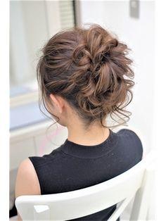 ソフトモヒカン風アップ - 24時間いつでもWEB予約OK!ヘアスタイル10万点以上掲載!お気に入りの髪型、人気のヘアスタイルを探すならKirei Style[キレイスタイル]で。
