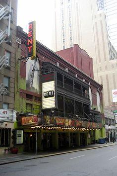 NYC: David T. Nederlander Theatre