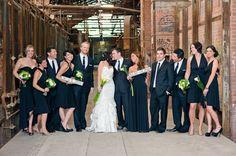 Suzanne + Joshua :: A Steamwhistle Brewery Wedding Brewery Wedding, Bridal Shower Games, Bridesmaid Dresses, Wedding Dresses, Portrait Photographers, Love Story, Boudoir, Real Weddings, Toronto