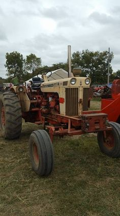 1960s case 730 grew up with this colored j i case tractors like this rh pinterest com Case 800 Tractor Case 800 Tractor