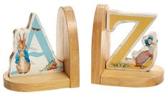 Beatrix Potter bookends. $19.99  on bn.com, but out of stock. $29.99 at walmart.com...