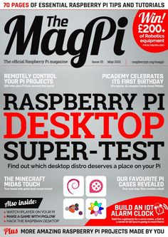 Issue 33. Featuring desktop operating system face-off, Ian Livingstone on coding, Minecraft tips and tricks, case reviews, and more.