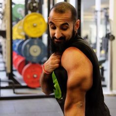 Farmale Achou!: Ali Jawad é atleta paralímpico e tem doença de Crohn